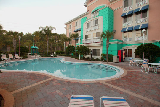 Holiday Inn Express Hotel & Suites Orlando Area Resort
